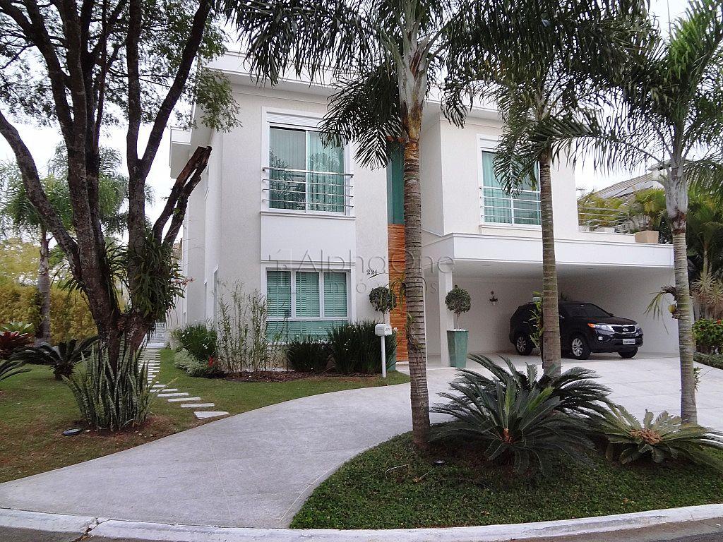 Casa em Condomínio Alphaville 05, Santana de Parnaíba (1011)