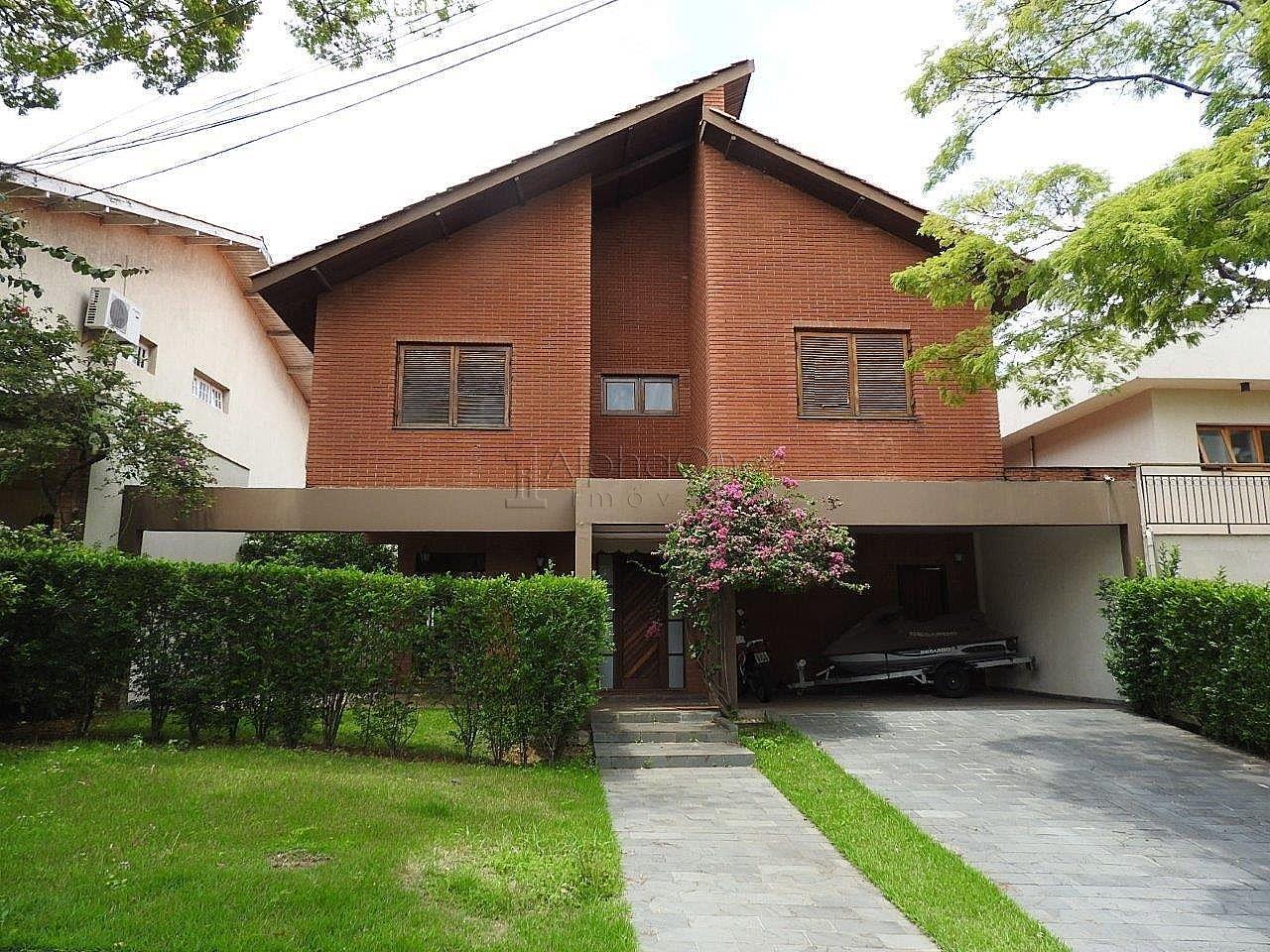 Casa em Condomínio Alphaville 05 Santana de Parnaíba