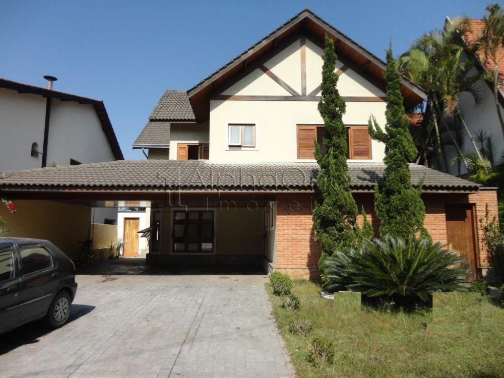 Casa em Condomínio Alphaville 09 Santana de Parnaíba