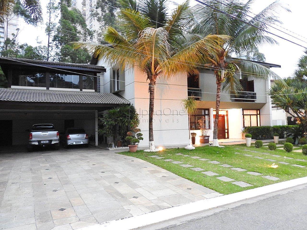 Casa em Condomínio Alphaville 03, Santana de Parnaíba (1666)