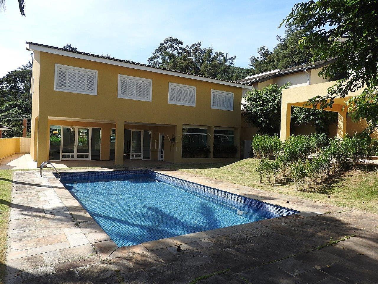 Casa em Condomínio Alphaville 10, Santana de Parnaíba (1740)