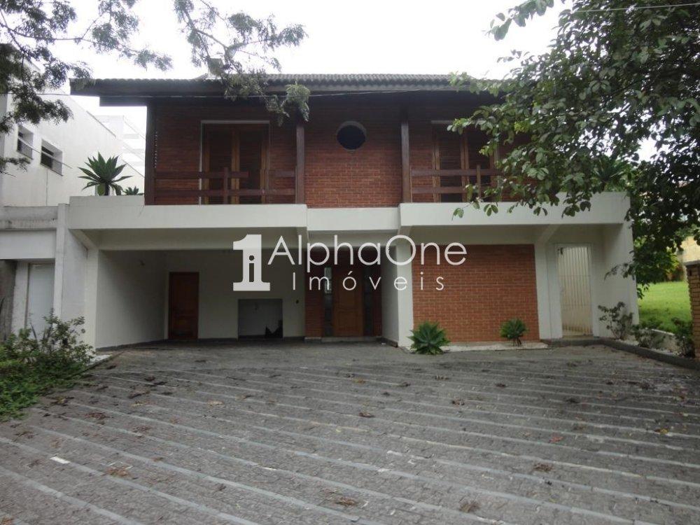 Casa em Condomínio Alphaville 03 Santana de Parnaíba